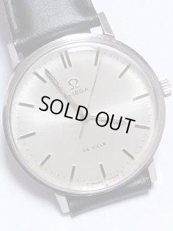 画像1: オメガ・デビル【スイス製)】1960年代紳士手巻き・シンプルで落ち着いた時計