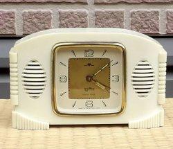 画像1: 東京時計・昭和30年代オルゴール付き【エリーゼの為に】・一日巻の手巻き時計